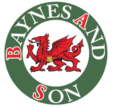 baynes and son haulage logo